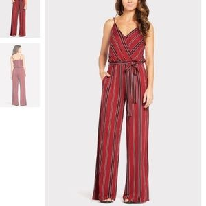 Evereve | Alison Joy Etta Stripe Jumpsuit
